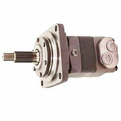 ASV 0702-335 Reman Hydraulic Final Drive Motor