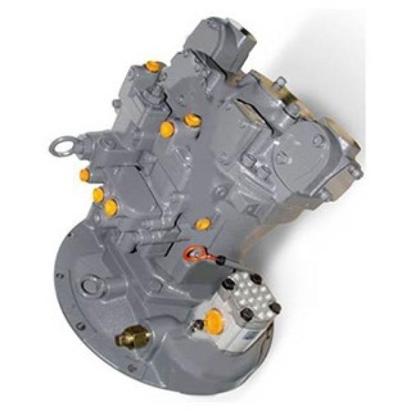 Kobelco SK115SR Hydraulic Final Drive Motor #2 image