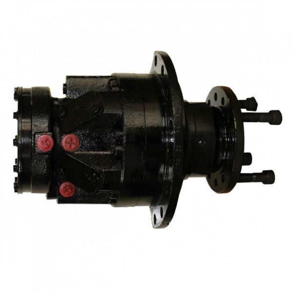 Dynapac CA134 Reman Hydraulic Final Drive Motor #1 image