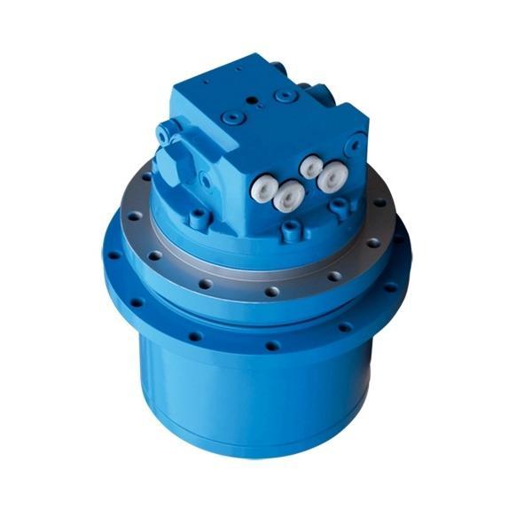 Dynapac 384790 Reman Hydraulic Final Drive Motor #1 image