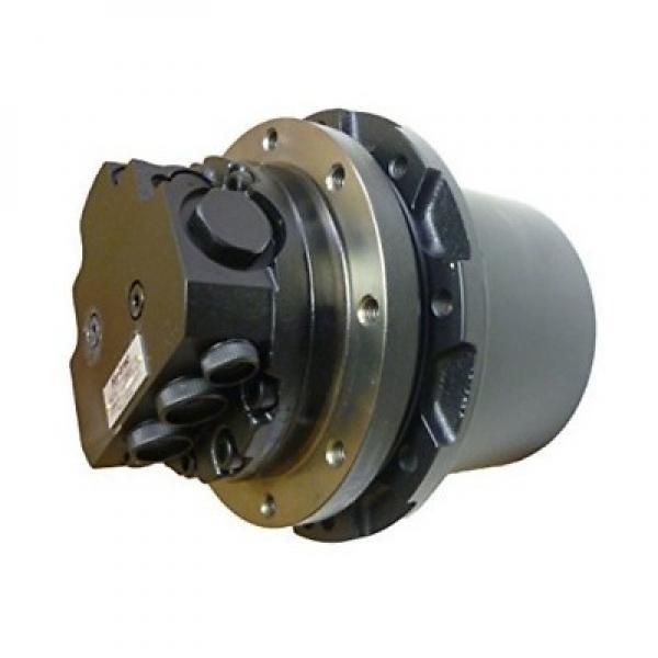ASV 0702-195 Reman Hydraulic Final Drive Motor #1 image
