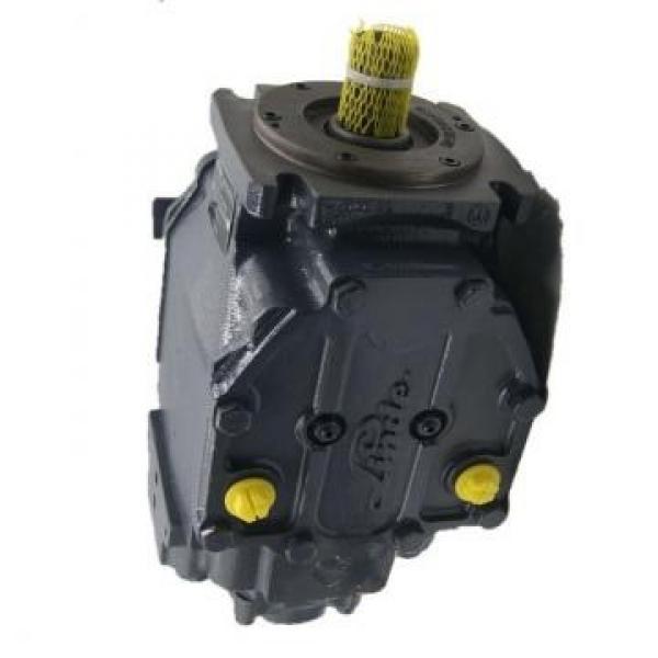 Hitachi ZX30U Hydraulic Fianla Drive Motor #1 image