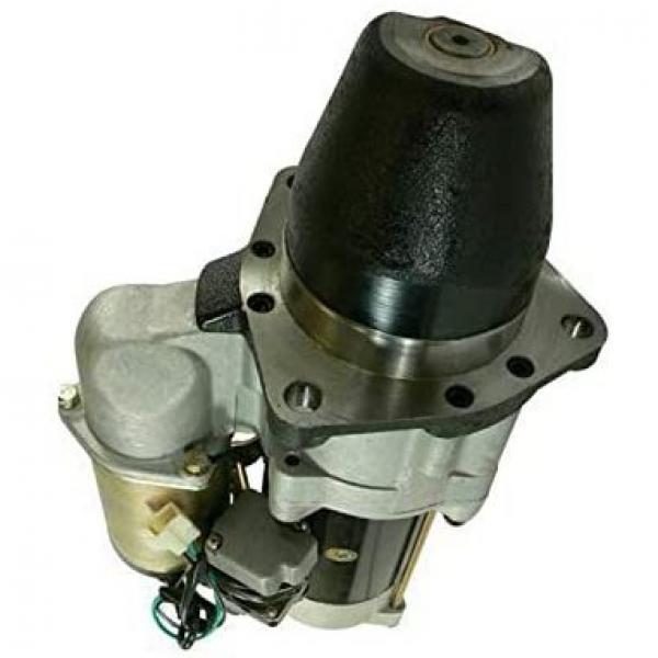 Komatsu D37EX-21 Reman Dozer Travel Motor #1 image