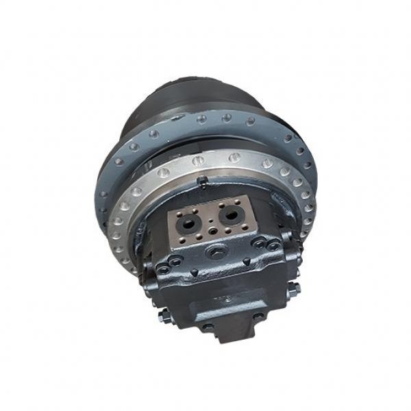 Komatsu D37PX-22 Reman Dozer Travel Motor #1 image